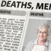 Man submits fake obituary of mom to get day off work
