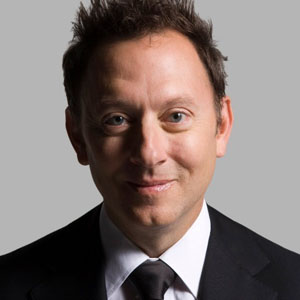 The 63-year old son of father Ronald H. Emerson and mother Carol Emerson, 173 cm tall Michael Emerson in 2017 photo