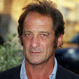 Vincent Lindon - 2018 Regular Brown hair & alternative hair style. Current length:  short hair