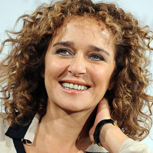 Valeria Golino couple