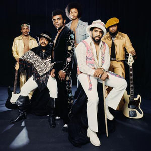 Les Isley Brothers