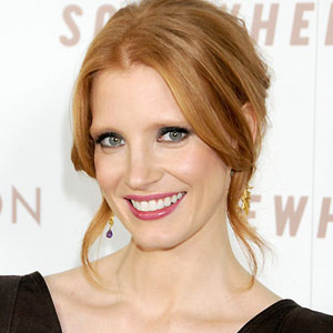 jessica chastain highest paid actress in the world   mediamass