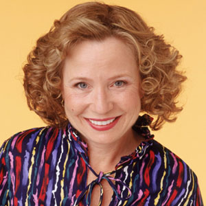 Debra Jo Rupp has never been married