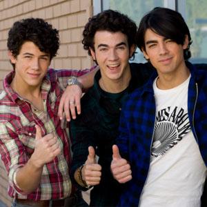 Os Jonas Brothers
