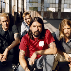 O Foo Fighters