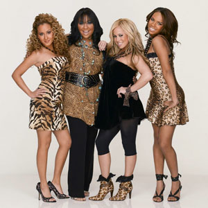 As Cheetah Girls