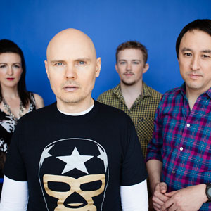 Les Smashing Pumpkins