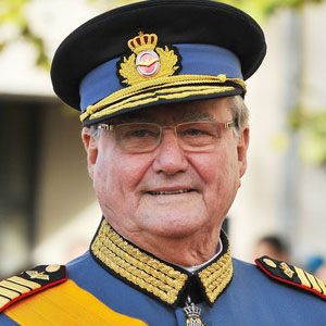 El príncipe Enrique de Dinamarca