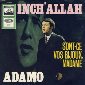 Inch'Allah Cover