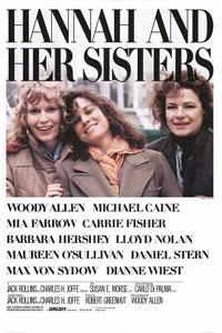 Cartaz: Hannah e suas Irmãs