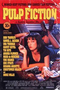 Cartaz: Pulp Fiction
