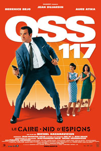 OSS 117: Cairo, Nest of Spies
