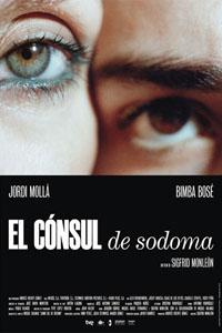 Affiche Le Consul de Sodome