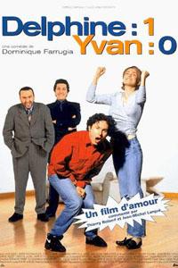 Delphine 1, Yvan 0 Poster