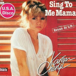 Pochette Sing to me Mama