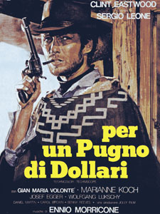 A Fistful of Dollars Poster