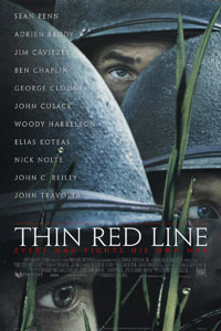 The Thin Red Line Poster