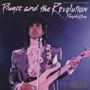 Capa: Purple Rain