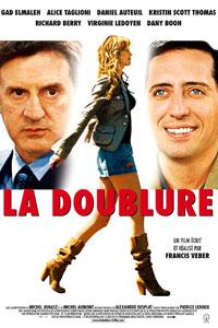 Affiche La Doublure