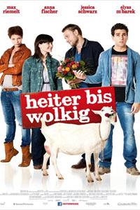 Affiche Heiter bis Wolkig