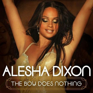 The Boy Does Nothing Cover