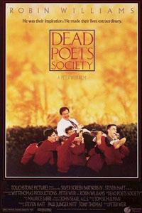 Cartaz: Sociedade dos Poetas Mortos