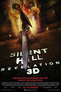 Affiche Silent Hill: Revelation 3D