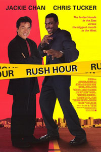 Cartaz: A Hora do Rush