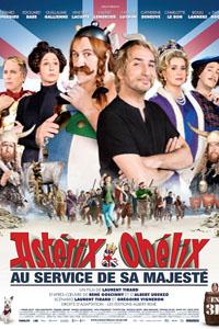 Asterix & Obelix: God Save Britannia Poster
