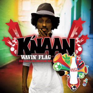 Wavin' Flag Cover