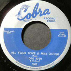 Capa: All Your Love