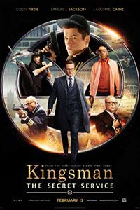 Cartaz: Kingsman: Serviço Secreto