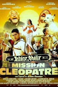 Cartaz: Astérix e Obélix - Missão Cleópatra
