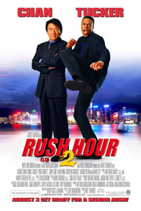 Cartaz: A Hora do Rush 2