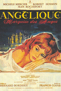 Angélique, the Marquise of the Angels Poster