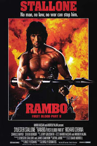 Cartaz: Rambo
