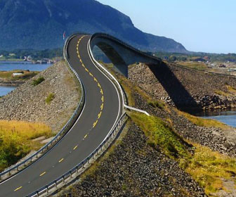 世界十大风景最美公路
