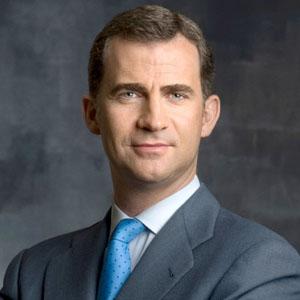 Kronprinz Felipe von Spanien