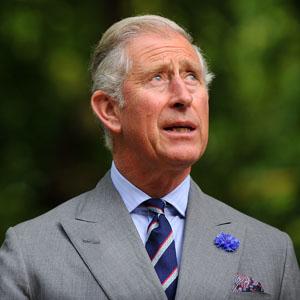 O príncipe Carlos