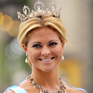 La principessa Maddalena di Svezia