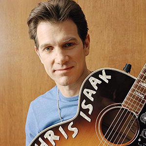 Chris isaak age