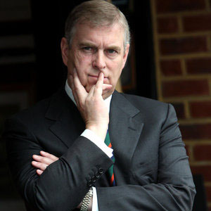 Le prince Andrew