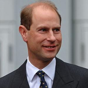 Le prince Edward