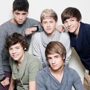Gli One Direction