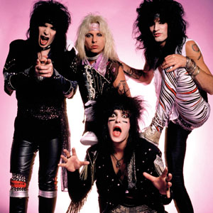 I Mötley Crüe