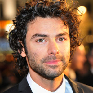 aidan turner to be a dad   mediamass