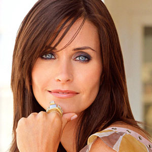 actress courteney cox