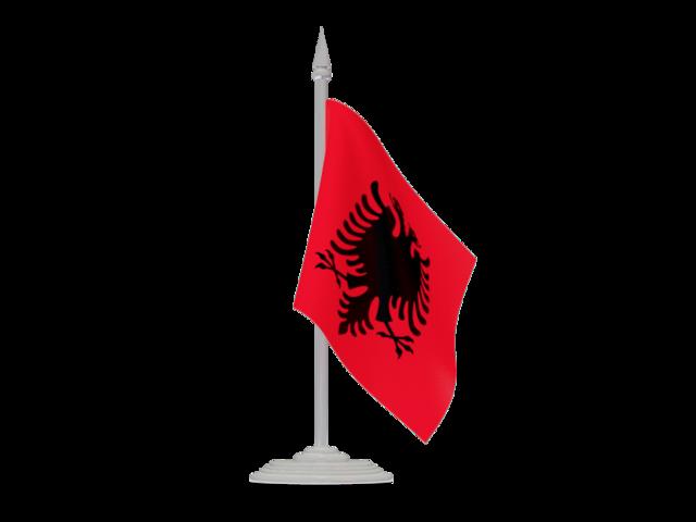Albania Flag Png