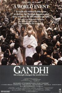 Cartaz: Gandhi