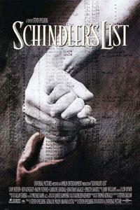 Cartaz: A Lista de Schindler